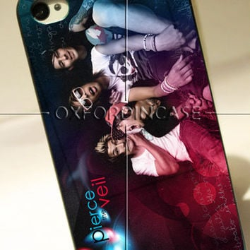 Pierce The Veil Quote - for iPhone 4/4S case iPhone 5 case hard case hard cover