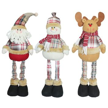 Christmas Decoration Doll Christmas Gift Christmas Tree Decoration Xmas Tree Hanging Ornaments Pendant Best Gift For Cute Infants Babies Children