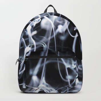 Liquid harmony Backpack by happymelvin
