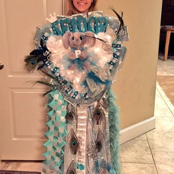 Senior Homecoming Mum