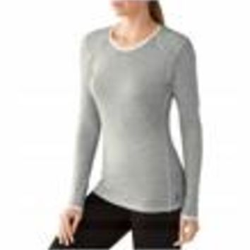 Smartwool NTS Micro 150 Pattern Crew Baselayer Top