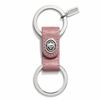 TURNLOCK VALET IN SAFFIANO LEATHER