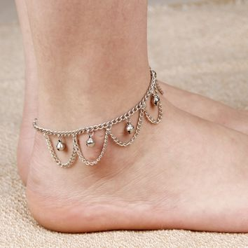 Sexy Jewelry Ladies Shiny Cute New Arrival Gift Accessory Stylish Tassels Anklet [6768755463]