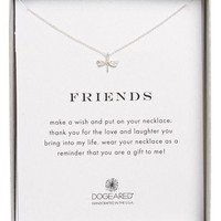 Dogeared Friend Dragonfly Pendant Necklace | Nordstrom