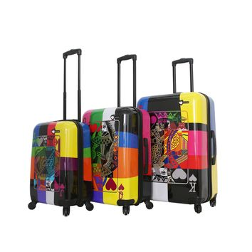 The Art of Luck Luggage Set (3 Pieces)