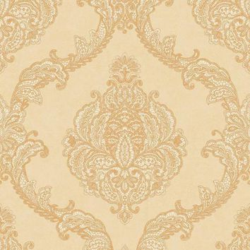 York Wallpaper WP-1155 Chantilly Lace