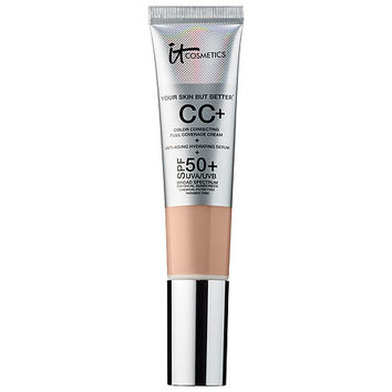 Your Skin But Better™ CC+™ Cream with SPF 50+ - IT Cosmetics   Sephora