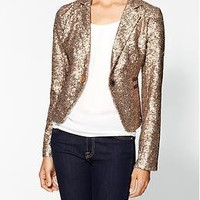 MM Couture Sequin Jacket | Piperlime