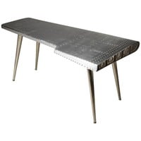 Industrial Chic Aviator Midway Desk