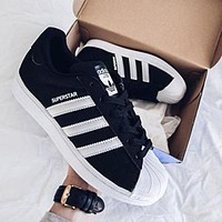 ADIDAS Superstar Women Men Casual Running Sport Shoes Sneakers