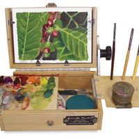 Guerrilla Painter Pocket Box and Accessories - BLICK art materials