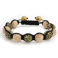 Bling Jewelry Earth Beads Bracelet