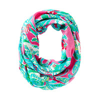 Lilly Pulitzer Girls Mini Riley Infinity Loop Scarf
