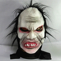 2016 Hot Halloween Prank Prop Angry Zombie Full Head Mask for Carnival Parties Costume Cosplay