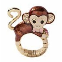 Betsey Johnson Monkey Ring | Piperlime