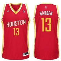 ONETOW Houston Rockets James Harden #13 jerseys