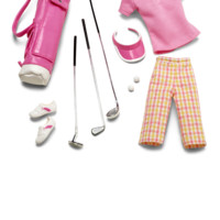 Pink On The Green Barbie Fashion - Barbie Clothes & Fashions For Dolls | Barbie Collector