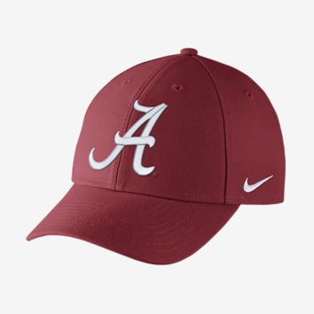 Alabama Crimson Tide Nike Dri-Fit Wool Classic Adjustable Hat