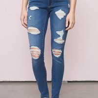 Georgia Blue Premium High Waist Jegging
