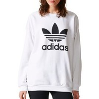 adidas Originals Women's Trefoil Sweatshirt | DICK'S Sporting Goods