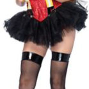 Adult Firehouse Hottie Costume | Party City