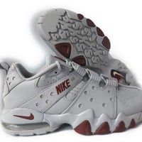 [917752-002] NIKE AIR MAX 2 CB '94 LOW WOLF GREY TEAM RED MEN SNEAKERS Sz 7-11