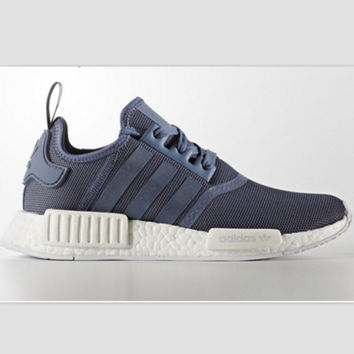 """""""ADIDAS"""" Trending Fashion Casual Sports Shoes  Navy blue"""