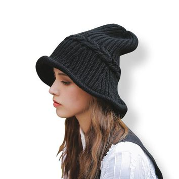 Slouchy Witch Hat