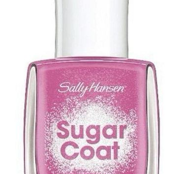 Sally Hansen Sugar Coat Textured Nail Color Nail Polish - Cotton Candies