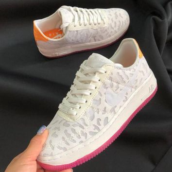 NIKE WMNS AIR FORCE 1 Women air force one jelly white casual sho cb929da07