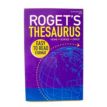 Roget's Thesaurus - 48 Units