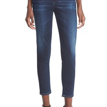 Women's Citizens of Humanity 'Rocket' High Rise Crop Jeans,
