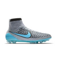 Nike Magista Obra Men's Artificial-Grass Soccer Cleat Size 8.5 (Wolf)