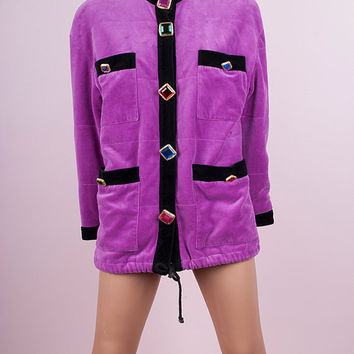 90s Jewel Jacket Coat