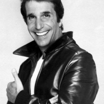 Fonzie The Fonz Poster 24x36