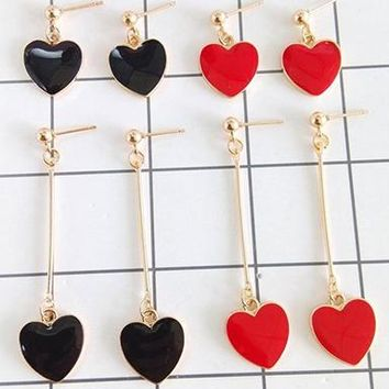Heart Girl Earrings