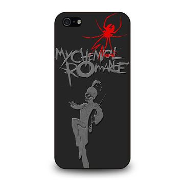 MY CHEMICAL ROMANCE BLACK PARADE 2 iPhone 5 / 5S / SE Case Cover