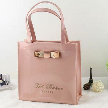 Gotopfashion Ted Baker Women Shopping Leather Handbag Tote Satchel