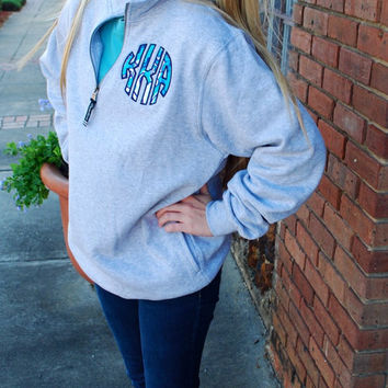 Best Lilly Pulitzer Monogrammed Sweatshirt Products on Wanelo