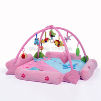 Baby Play Mat Twist and Fold Activity Gym