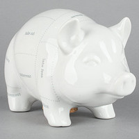 The Budget Cuts Piggy Bank : FRED : Karmaloop.com - Global Concrete Culture
