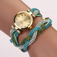 Fashion Quartz Bracelet Watch