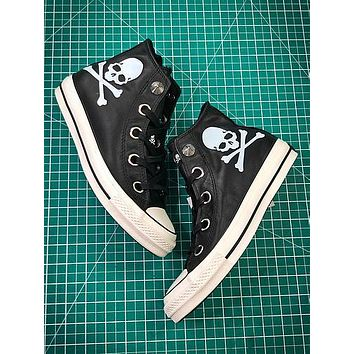 Mastermind Japan X Converse All Star 100 Hi Chuck Taylor Style 2 Sneakers