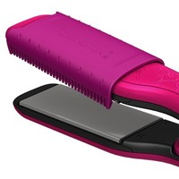 "Remington Style Wide Ceramic 1 1/2"" Flat Iron"