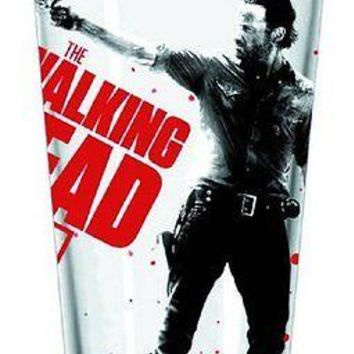Walking Dead TV: Rick Grimes Pint Glass
