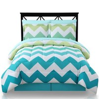 The Big One® Ombre Chevron Bed Set