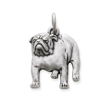 Bulldog Charm | James Avery