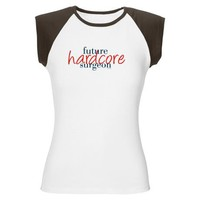 Hardcore Surgeon Women's Cap Sleeve T-Shirt> Future Hardcore Surgeon> Grey's Anatomy TV Store