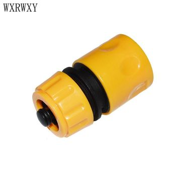 wxrwxy water connectors 1/2 drip irrigation hose connector 1/2 Car wash water gun adapter joint 16mm 2pcs