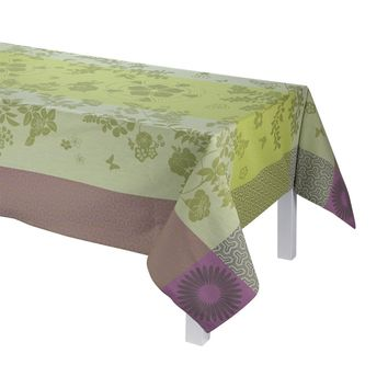 Asia Mood Table Linen by Le Jacquard Francais